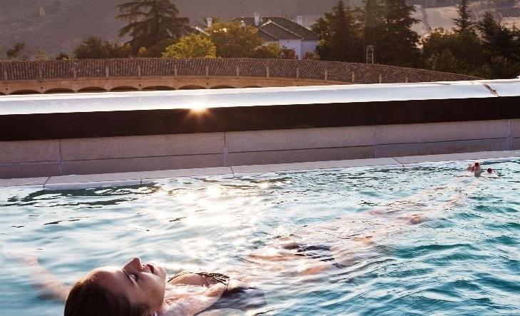 Hotel en Ronda con Piscina